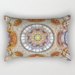 Cathedral Dome Ceiling, Berlin Rectangular Pillow