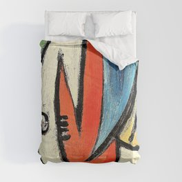 Pablo Picasso - Head - Digital Remastered Edition Comforters