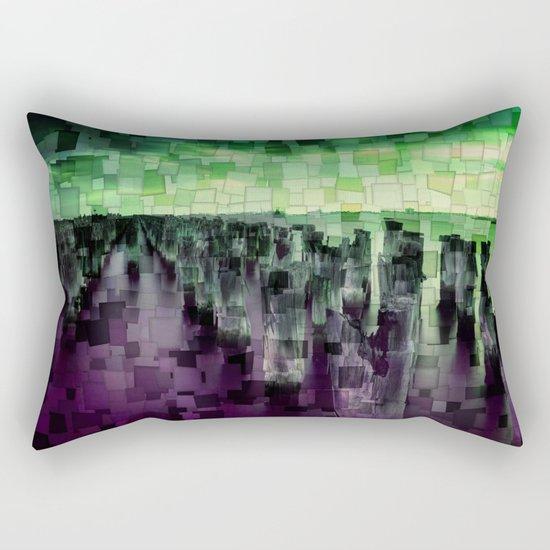 Silencio Rectangular Pillow