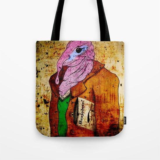 Draw me a Huajolote! Tote Bag