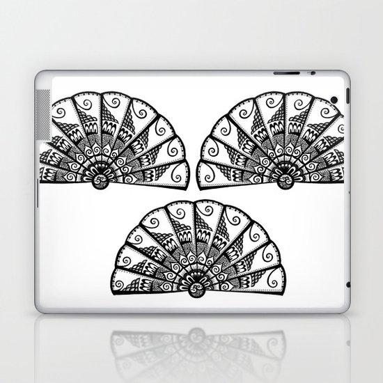 Triple Fan Laptop & iPad Skin