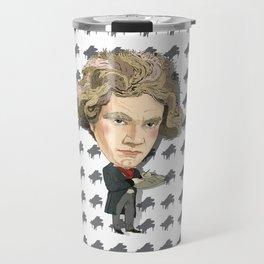 Beethoven Travel Mug
