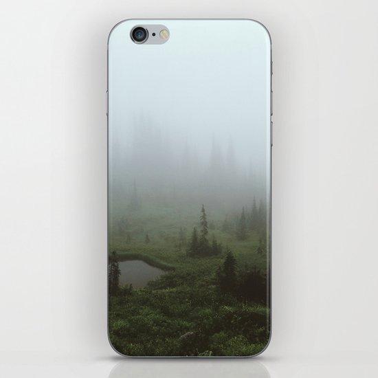 Fogland iPhone & iPod Skin