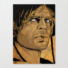 Klaus Kinski Canvas Print