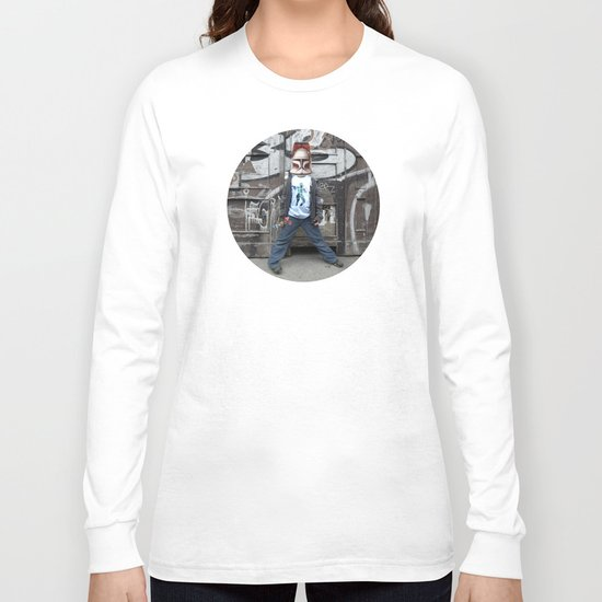 StarWars Kid 1 Collage Long Sleeve T-shirt