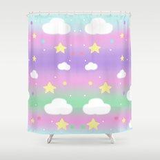 Kawaii Land :) Shower Curtain