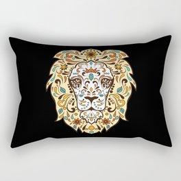 lio face Rectangular Pillow