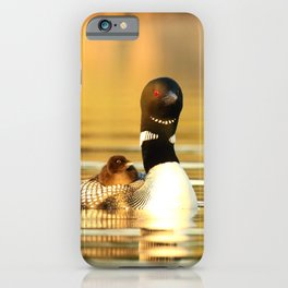 A mid morning summer's dream iPhone Case