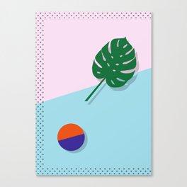 Geometric Calendar - Day 27 Canvas Print