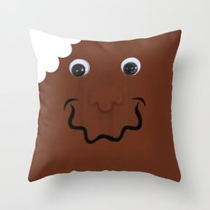 Moschino Popsicle  Throw Pillow
