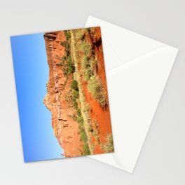 Capitol Rock, Palo Duro Canyon, Texas 2013 Stationery Cards