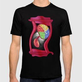 Dali Grandfather Clock T-shirt