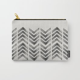 STAMPS SERIES N1 HERRINGBONE Carry-All Pouch