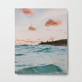 summer sunset iv Metal Print