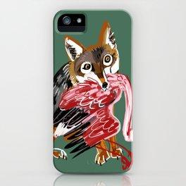 Serengeti Wolf iPhone Case