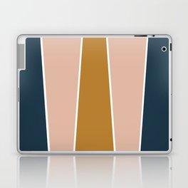 Retro Autumn Color Block Laptop & iPad Skin