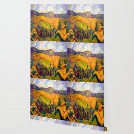 Diego Rivera Landscape Wallpaper