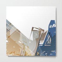 92218 Metal Print