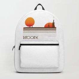 Visit Tatooine Backpack