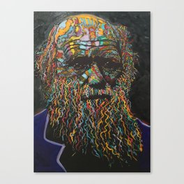Evolved Canvas Print