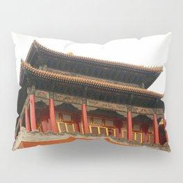 Forbidden City Building Pillow Sham