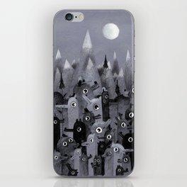 Nightbears iPhone Skin