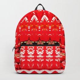 Chili Pepper China Backpack