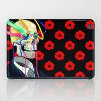 selena gomez iPad Cases featuring Dorian by Sebastian Gomez de la Torre