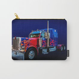 Optimus Prime Blue Carry-All Pouch