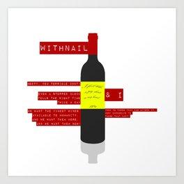 Withanil & I (Bauhaus) Art Print