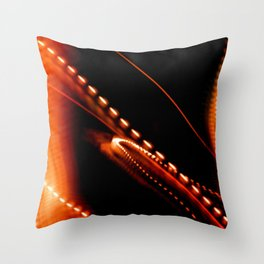 Effects 2 Throw Pillow