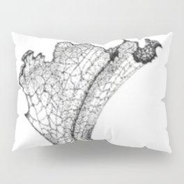 Crimson Pitcherplant Pillow Sham
