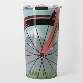 Tour De France Bike Travel Mug