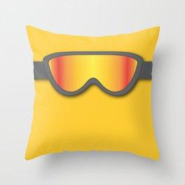All Terrain Throw Pillow