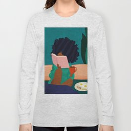 Stay Home No. 5 Long Sleeve T-shirt