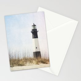 Tybee Lighthouse Stationery Cards