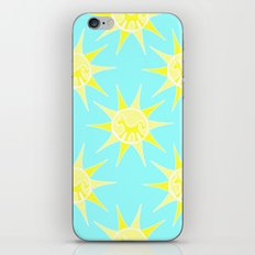 Unicorn Sun iPhone & iPod Skin
