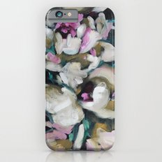 Blurred Vision Series - Blush Peonies No. 1 Slim Case iPhone 6s