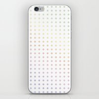dot iPhone & iPod Skins featuring DOT by Francesco Salerno