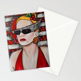 Joanna Stayton - Overboard  Stationery Cards