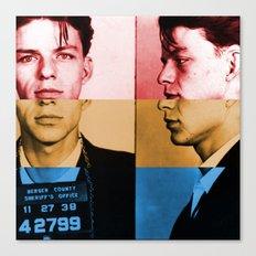 Classic Frank Sinatra  Canvas Print