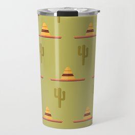 Sombrero Travel Mug