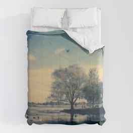 Lake Wendouree Comforters