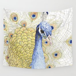 The Peacock Wall Tapestry