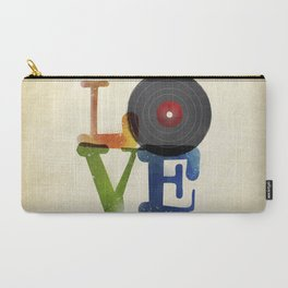 Love is Music Carry-All Pouch