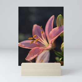magical lily Mini Art Print