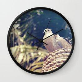 Like a Bird Wall Clock