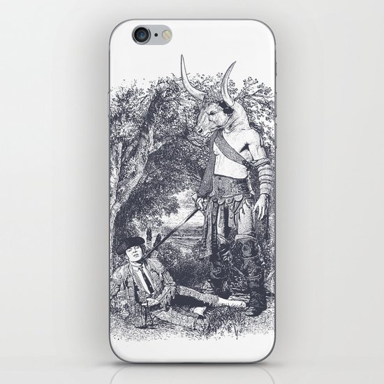 Estocade? iPhone & iPod Skin