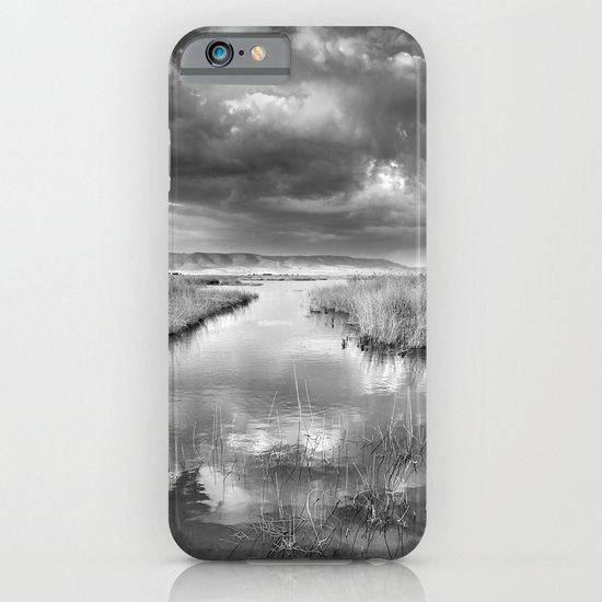 Before the big storm iPhone & iPod Case