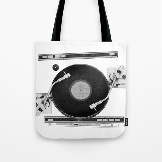 Both Sides of The Story Tote Bag
